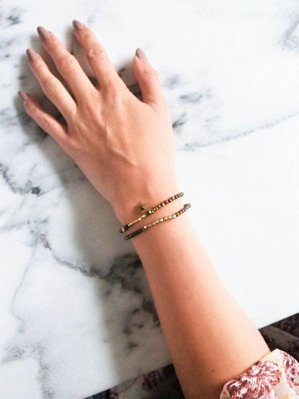 tijgeroog, edelsteen, armbandje, tigerseye, armband, milemila